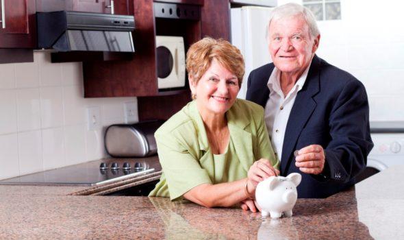 Пенсионные вклады в Райффайзенбанке 2019 для пенсионеров