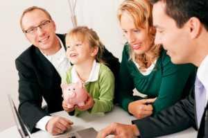 Открыть целевой вклад на детей