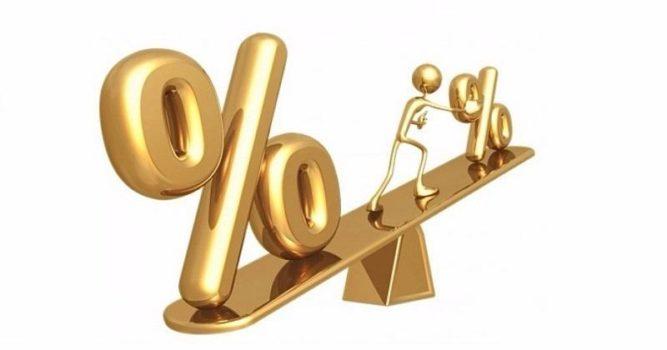 Как посчитать процент вклада