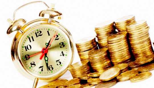 Проценты срочного вклада