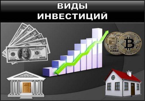 Инвестиционные инструменты: классификация и популярные направления