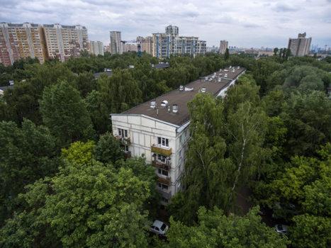 Хрущевки в Москве из объекта для инвестиций превратились в неликвидное жилье