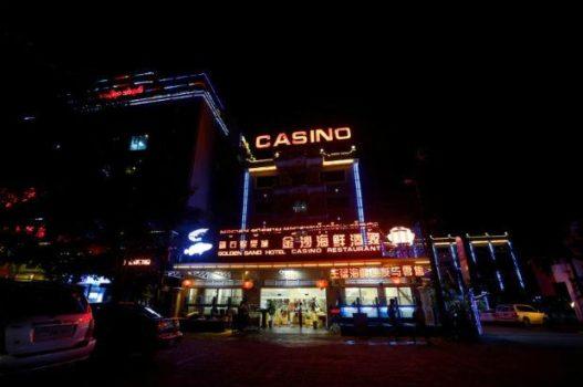 """Евроазиатское информационное агентство  - Как китайские инвестиции превращают камбоджийский Сиануквиль в """"Макао 2"""""""