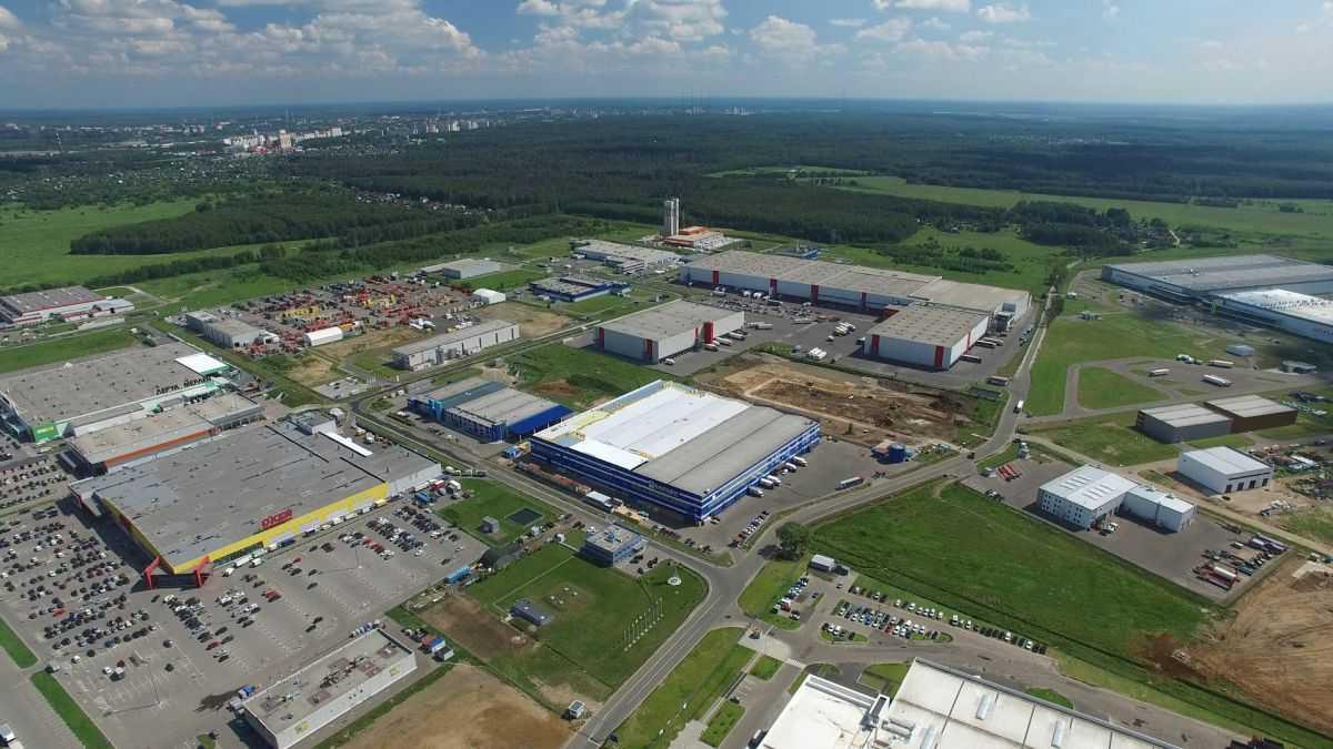 Инвестиции и перспективы в Краснодарском крае   Подбор земельных участков для размещения производства в индустриальном парке со всеми коммуникациями
