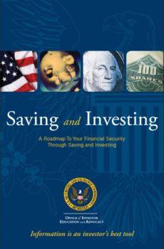 Брошюра SEC: Сбережения и Инвестиции – 1 — Asset Allocation