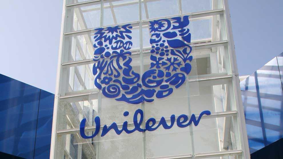 ULEV34   Акции Unilever NV -
